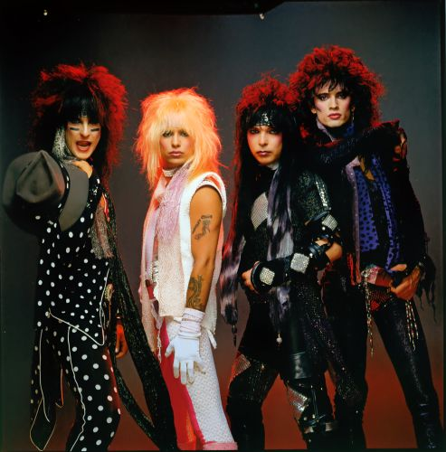100 Greatest Hair & Glam Metal Songs - DigitalDreamDoor