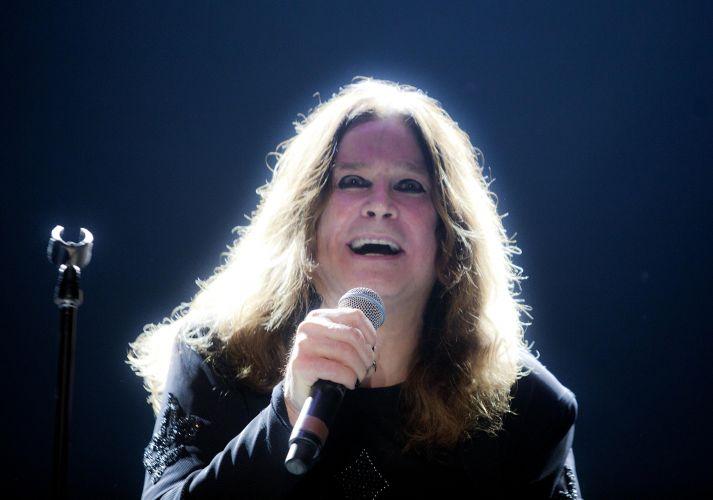 Ozzy Osbourne se apresenta em São Paulo para mostrar a turnê do disco