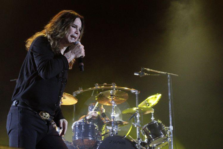 Ozzy Osbourne se apresenta em Porto Alegre no primeiro show da turnê brasileira do álbum