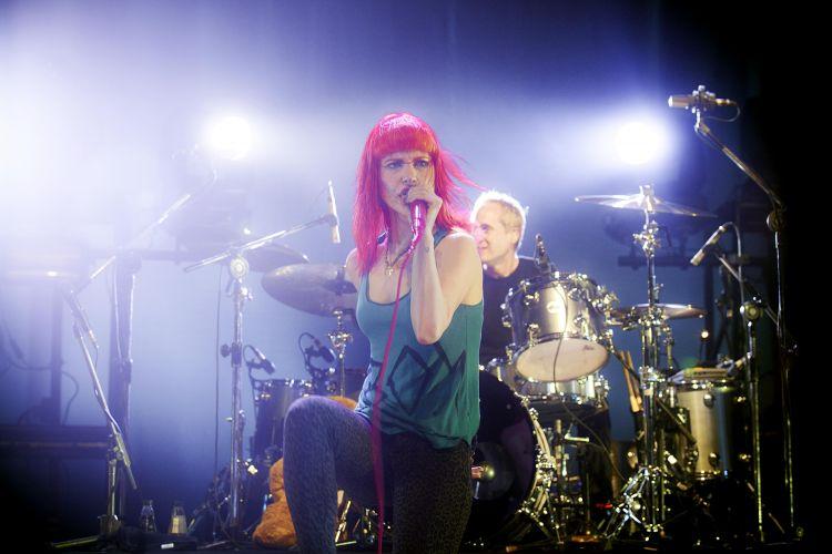 Depois de passar por Brasília, Belo Horizonte e Rio de Janeiro, Paramore se apresenta em São Paulo