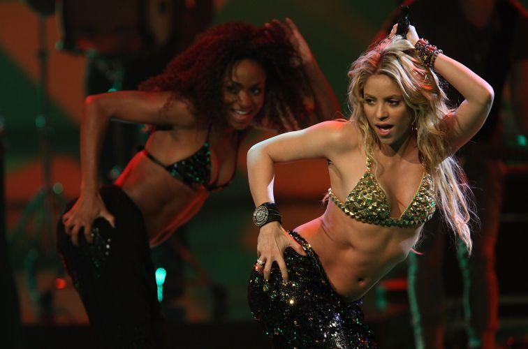 A cantora Shakira fará três shows no Brasil em março. A colombiana se apresenta em Porto Alegre (13/03), Brasília (16) e São Paulo (19). Os shows de Shakira fazem parte do Pop Music Festival e podem ter participação de Ke$ha e Katy Perry