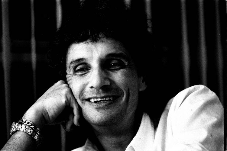 Roberto Carlos em São Paulo, em foto de 1985. A música de Roberto Carlos marcou sua vida? Clique no link ao final da legenda e conte sua história