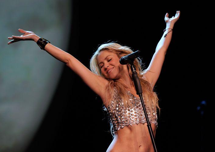 Após três shows em março deste ano, Shakira volta ao Brasil para se apresentar no Palco Mundo no quarto dia do Rock in Rio 2011