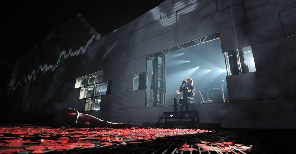 Roger Waters, um dos fundadores do Pink Floyd, irá se apresentar no país nos dias 25 de março, em Porto Alegre; 29 de março, no Rio de Janeiro; e em 31 de março e 1º de abril, em São Paulo