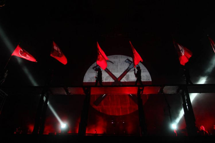 Roger Waters recria a turnê