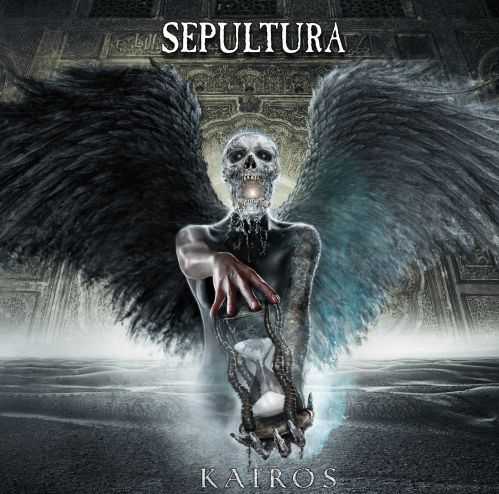 A capa do novo álbum do Sepultura