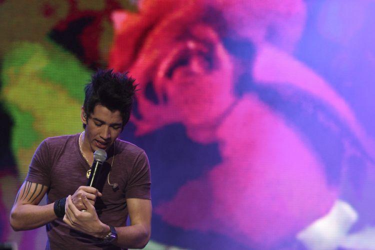 Gusttavo Lima se apresenta no primeiro dia do Sertanejo Pop Festival, em São Paulo (13/8/11). Depois de passar por Belo Horizonte, o Sertanejo Pop Festival volta a São Paulo neste final de semana para sua segunda edição na capital paulista. Nove atrações se dividem em dois dias de evento