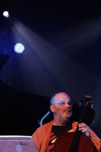 Jaques Morelenbaum se apresenta no festival de música latina em São Paulo (25/8/11)