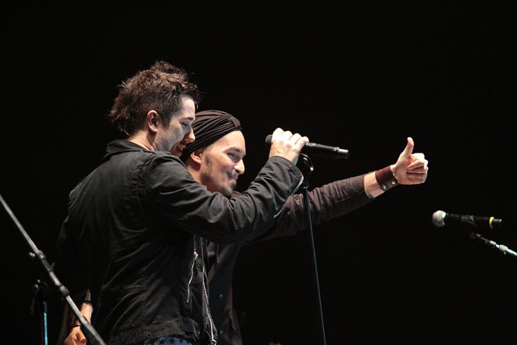 Jota Quest recebe recebe Illya Kuryaki & The Valderramas no festival de música latina