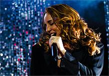 A cantora Ana Carolina, que lança do DVD  e CD Multishow ao vivo: Ana Carolina - Dois Quartos