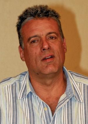 """O diretor Fábio Barreto na coletiva de """"Lula, o Filho do Brasil"""" em hotel de São Paulo (30/11/2009)"""