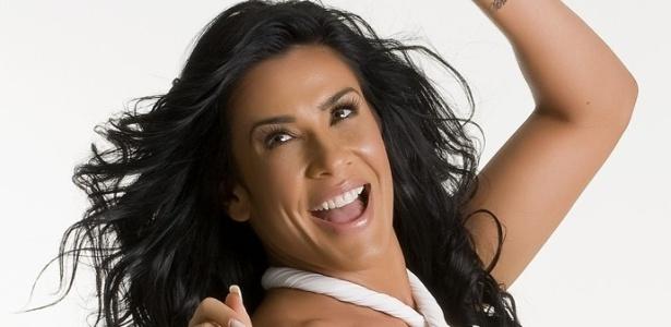 Scheila Carvalho está grávida do segundo filho