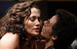 Jennifer Lopez e Marc Anthony no filme