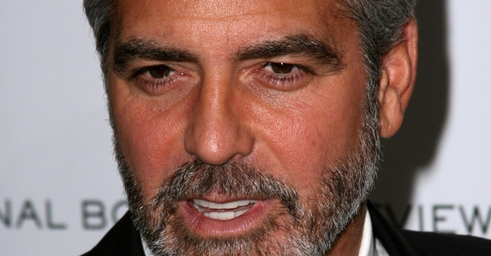 George Clooney no The National Board Reviews Gala em Nova York (12/1/2010)
