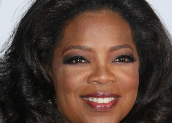 Apresentadora Oprah Winfrey