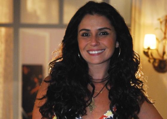 Giovanna Antonelli em cena da novela