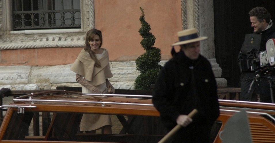 Angelina Jolie filma