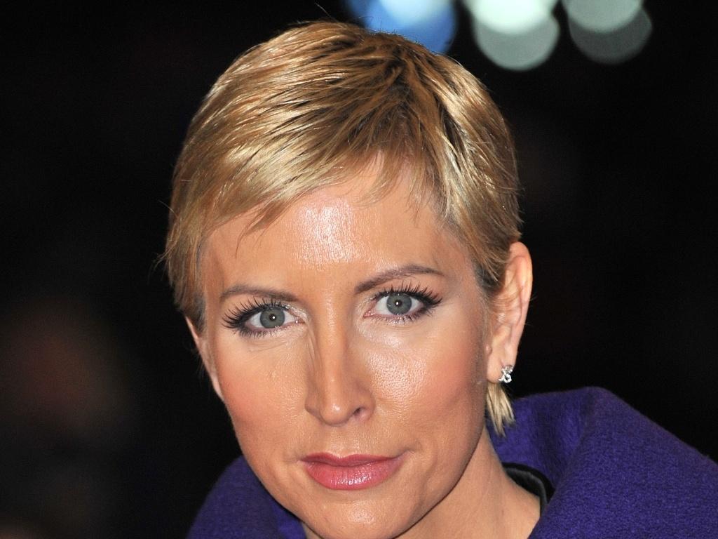 A ex-esposa de Paul McCartney, Heather Mills, durante evento em Londres (26/01/2010)