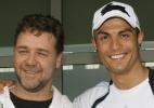 Fã de rugby, Russel Crowe troca de esporte e visita Real Madrid - Reuters