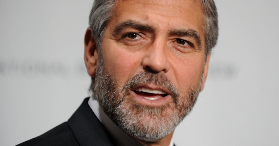 O ator George Clooney no National Board of Review of Motion Pictures Awards gala at Cipriani, em Nova York (12/1/2010)