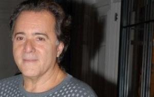 Tony Ramos na coletiva de