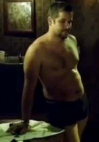 Murilo Benício em cena da série