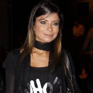 Ana Lima teve que descolorir os cabelos para viver a manicure Lenita em Araguaia (31/5/2010)