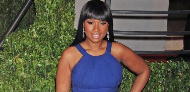 A atriz e cantora Jennifer Hudson far� homenagem � Whitney Houston (7/3/2010)