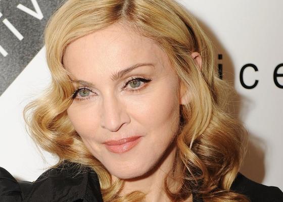 A cantora Madonna em Nova York: a 11ª mulher mais poderosa do século 20 (28/4/2010)