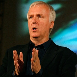 "O diretor de ""Avatar"", James Cameron (17/4/2010)"