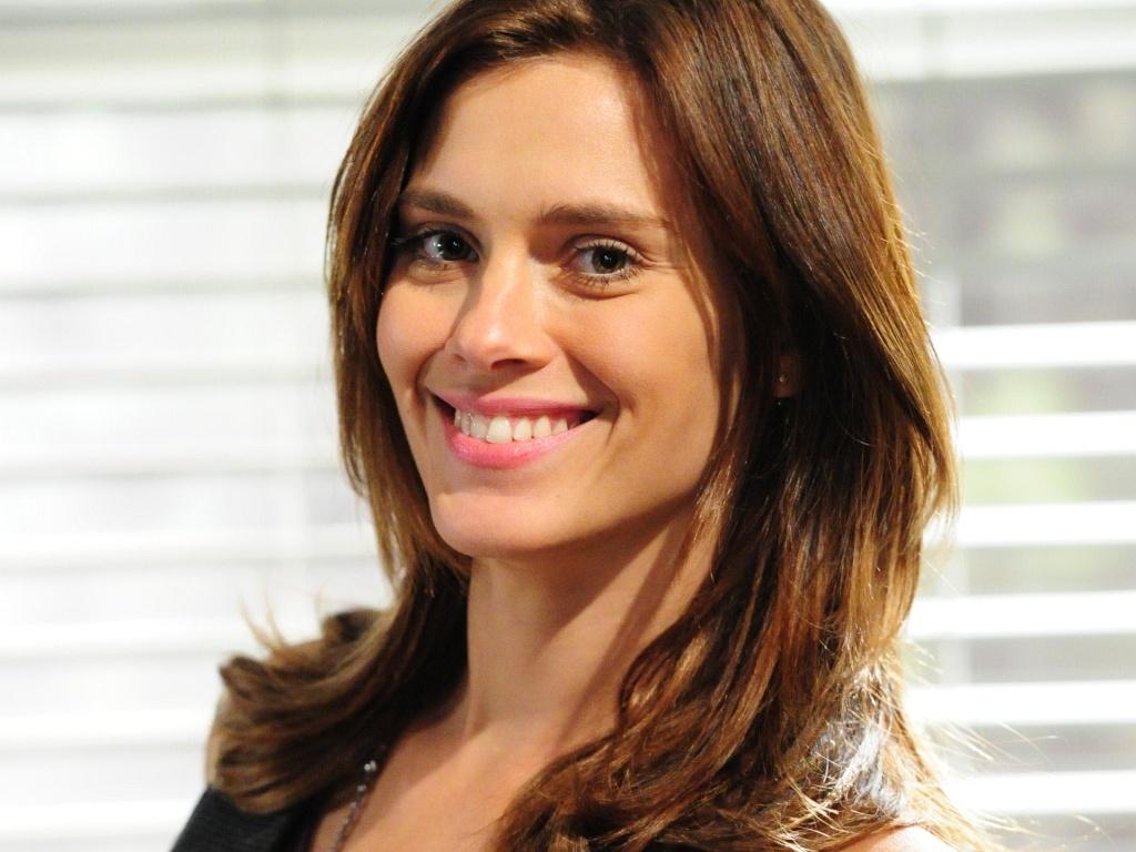 A atriz Carolina Dieckmann está no elenco da novela
