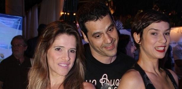 Ingrid Guimarães, Bruno Garcia e Maria Paula vão ao 16º Búzios Cine Festival