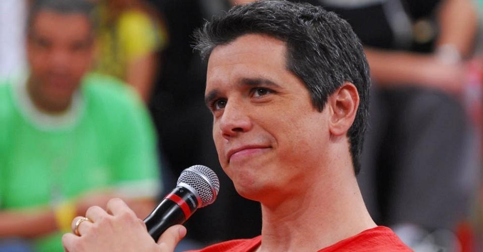 Márcio Garcia vai ao