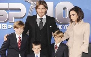 Victoria Beckham espera o quarto filho de David