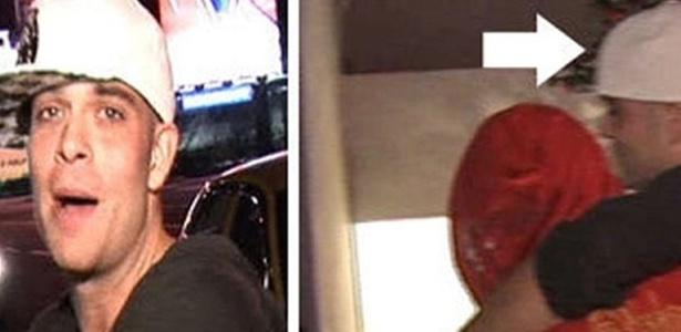 Foto de reprodução do site TMZ do ator de
