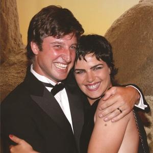 Henrique Pinheiro e Ana Paula Arósio