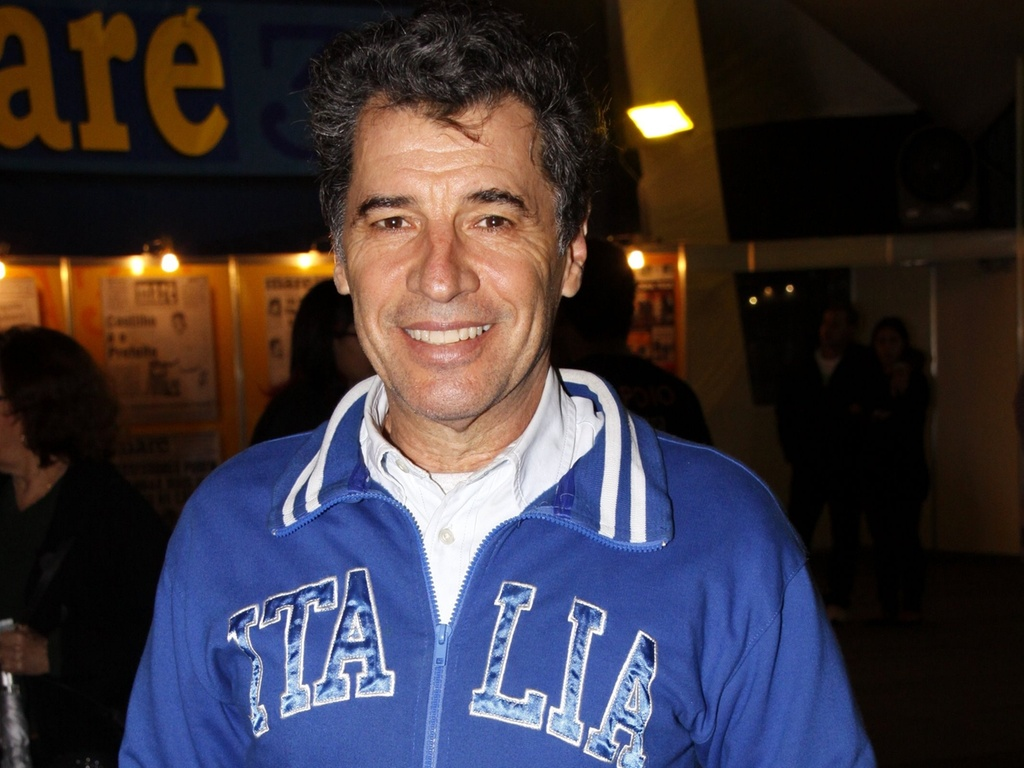 O ator Paulo Betti na festa Internacional de Angra dos Reis (11/10/2010)