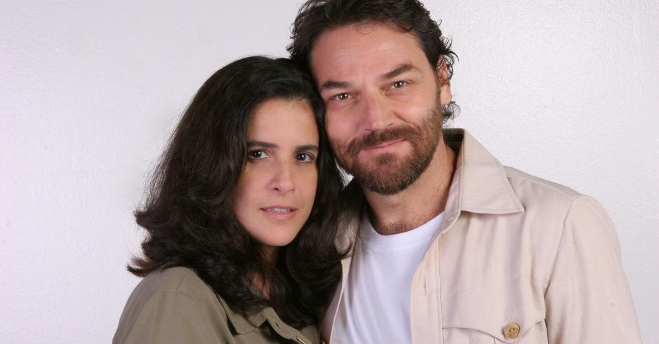 Lúcia Veríssimo e Licurgo Spinola estão em