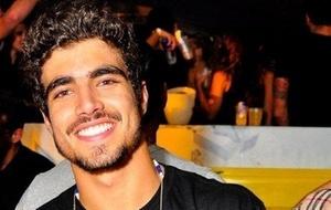 Caio Castro posa no no Rio Music Conference, na Marina da Glória, no Rio de Janeiro (9/3/11)
