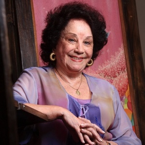 Aos 85 anos, Lolita Rodrigues diz que quer continuar trabalhando na TV