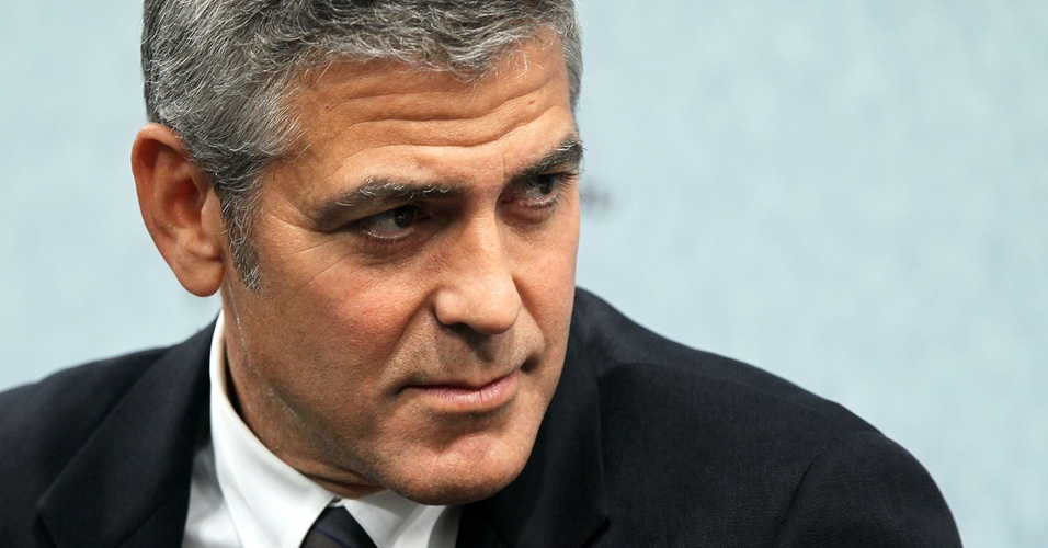 George Clooney em evento do conselho de relaes exteriores dos EUA em Washington (12/10/2010)