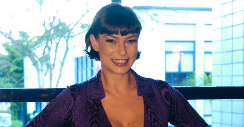 Maria Paula integra a trupe do