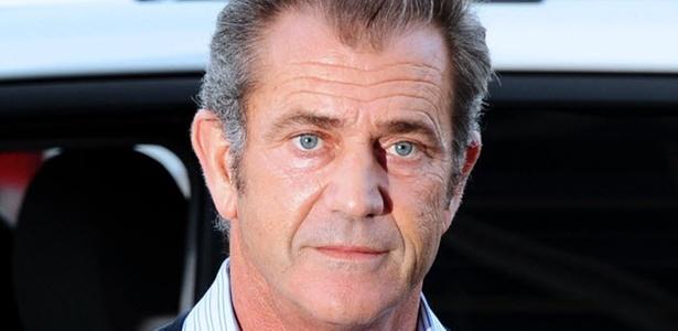 Mel Gibson durante passagem em um tribunal de Los Angeles em 2011