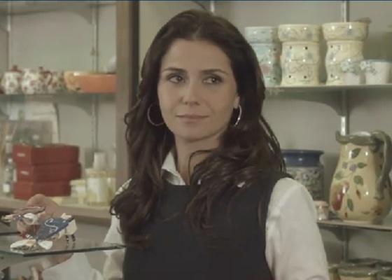 Giovanna Antonelli em cena do filme