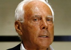 Giorgio Armani - Alessandro Garofalo/Reuters