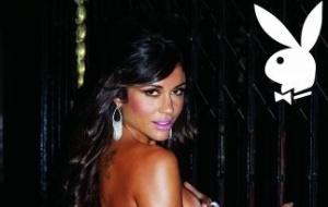 Ex-BBB Maria em foto para a revista