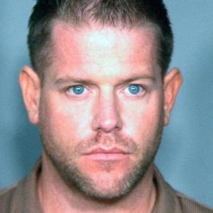 O ator Douglas Brian Irvin Jr. em imagem divulgada pela polícia de Las Vegas