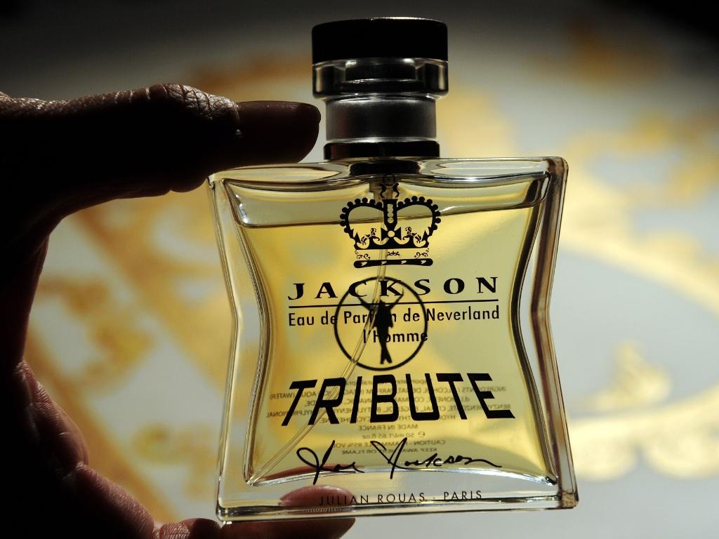 Fragrância de Michael Jackson