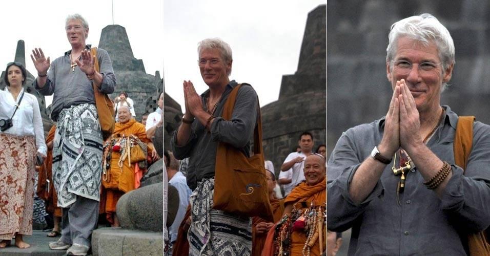 Resultado de imagem para richard gere proteção dos direitos humanos no Tibete