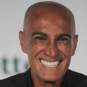 Amin Khader no prêmio Contigo! no Copacabana Palace, na zona sul do Rio (17/5/2011)